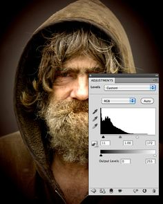 Photoshop Quick Tip: Create a Dragan Style Portrait Effect in 5 Steps