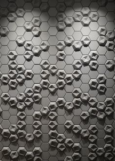 'Edgy' concrete tile design at Islington Square,London I KAZA Concrete