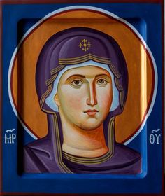 Byzantine Icons, Byzantine Art, Religious Icons, Religious Art, Madonna, Virgin Mary Art, Orthodox Icons, St Michael, New Testament