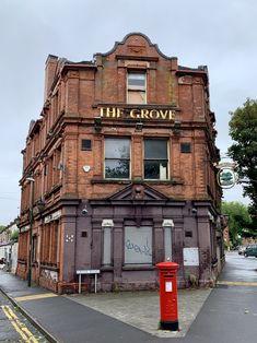 The Grove - Lenton, Nottingham Nottingham Pubs, Old Pub, Planning Permission, Belfast, Ground Floor, Trivia, Shake, Britain, Past