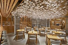 Last fall, José Miguel Herrera and Nuria Morell closed their popular SushiHome restaurant in Valencia, Spain. Fans and patrons were surprised, but they did not have to wait long for the answer. In December, the couple opened Nozomi Sushi Bar in the funky Ruzafa neighbourhood of the city. For interior design and branding of their …