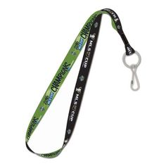 Seattle Sounders FC WinCraft 2016 MLS Cup Champions 1 Lanyard