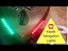 Ascend FS12T Kayak Fishing Series Part 3 Navigation Lights   YouTube