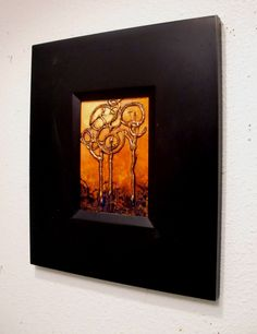 """""""TANGLED"""" 11063    The above photo was taken in direct sunlight because I wanted the shadows to show the embossed bas relief effect...."""