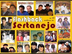 FLASH BACK SERTANEJO - PARA MATAR SAUDADE (REPERTÓRIO PARA CHURRASCO)
