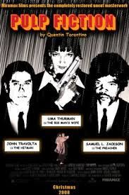 Risultati immagini per everything about Pulp Fiction