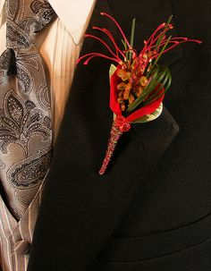 Boutonnière - Blumz by JRDesigns in metro Detroit | Flickr - Photo Sharing!