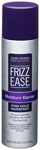 Creates a barrier to help seal out moisture and prevent frizzing even in high #humidity climates. Firm-holding power supports even the hardest-to-handle- styles ...