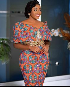 African Lace Styles, Latest African Fashion Dresses, African Print Dresses, African Dresses For Women, African Attire, Ankara Styles, African Style Clothing, Fashion Styles, Women's Fashion