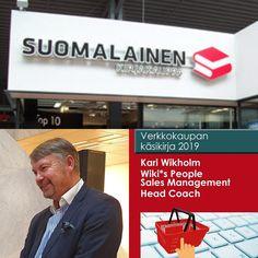#vkk2019 kirjan saa nyt myös Suomalaisen kirjakaupan kautta Baseball Cards, Sports, Hs Sports, Sport