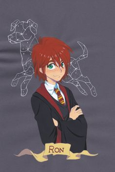 Ron Weasley via Galou Store. Click on the image to see more!