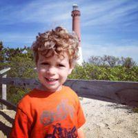 Jersey Shore Lighthouses  Off Season - avoid crowds  Highlands & Sandy Hook
