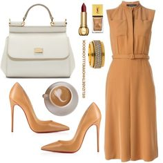 LIZ by elizabethhorrell on Polyvore featuring polyvore fashion style Gucci Christian Louboutin Dolce&Gabbana Piaget Christian Dior Yves Saint Laurent
