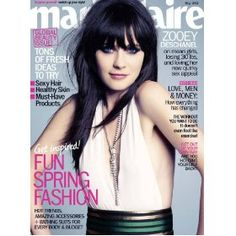 Marie Claire - $10/year subscription