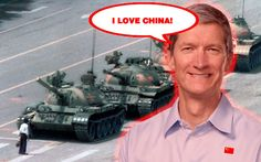 Tim Cook Loves China