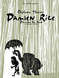 live damien rice shows Rock Posters, Concert Posters, Damien Rice, Vintage Music Posters, Expressive Art, Band Logos, Graphic Design Typography, Music Is Life, Inspire Me