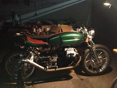 Tricana workshop and the Mondego Cafe Racers, Motorcycles, Workshop, Vehicles, Atelier, Work Shop Garage, Car, Motorbikes, Motorcycle