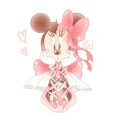 Minnie--so cute!!