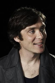 Cillian Murphy is flawless I hear his hair's insured for $10,000. I hear he does car commercials......