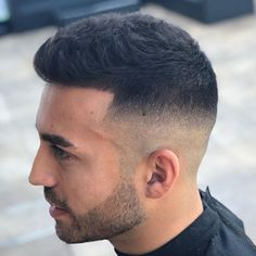 Our fashion experts picked the best high fade haircut styles trending. We included the classic high fade, the high skin fade, high taper fade, the high fade comb over. Fade Haircut Styles, Crop Haircut, Taper Fade Haircut, Tapered Haircut, Haircut Short, Very Short Hair, Short Hair Cuts, Short Hair Styles, Long Hair