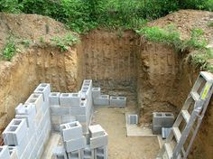 Root Cellar- with the size of the garden we are planning to have, I think this is a must build