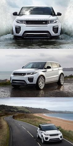 Range Rover Evoque 2016 - exuding class while passing you by..