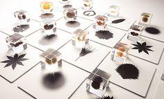 宙-sola- そら/「sola cube 9 ソラキューブナイン」植物立体標本ボックスセット