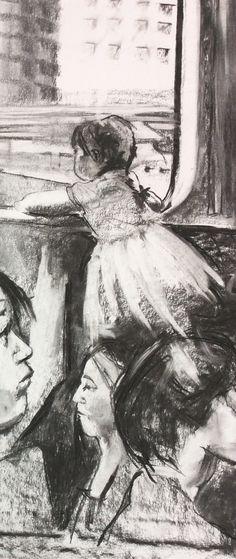 ABK Mortsel opdracht 6 werk van Catherine