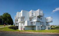 Sozialwohnungsbau in Westfrankreich / Wolkenkastenheim - Architektur und Architekten - News / Meldungen / Nachrichten - BauNetz.de
