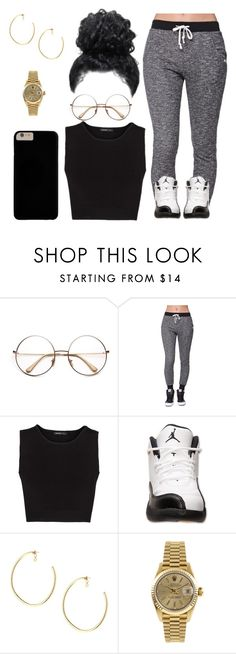 """""""Would y'all wear the sets I make? (comment)"""" by myra-moore ❤ liked on Polyvore featuring Vans, MANGO, Retrò, Cheap Monday and Rolex"""
