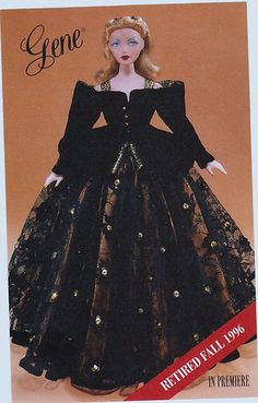 "Ashton Drake FIRST Gene Doll ""Premiere"", SIGNED BY MEL ODOM Retired 1996 | eBay gene doll, porcelain doll, beauti doll, fashion doll, doll blon"