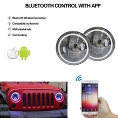 Jeep JK Headlights – Motowey Jeep Jk, Jeep Wrangler Jk, Led Headlights, How To Look Better, Life