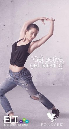 Dancing is a great way to get yourself moving! Aloe Vera Gel Forever, Forever Aloe, Get Moving, Forever Living Products, Weight Management, Feel Better, Smile Foundation, Believe, Sporty