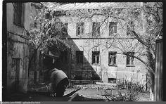 Сретенский  дворик | История Москвы в картинках % | Moscow history in pictures