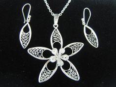 filigrana hilos de plata-filigree jewellery