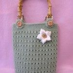 Grab & Go Bag Copyright 2014 Brenda Stratton All Rights Reserved Go Bags, Yarn Store, Crochet Patterns For Beginners, Knit Crochet, Crochet Bags, Crochet Projects, Straw Bag, Doll Clothes, Free Pattern