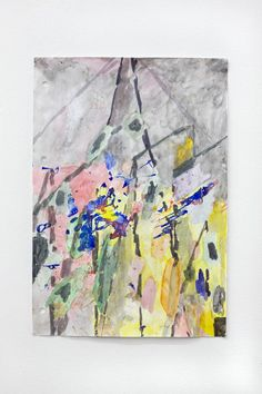 Eiffel tower with passerbys ? Hmmm. -  ayley Tompkins at Andrew Kreps