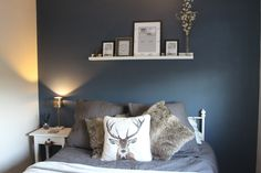 Farrow and ball stiffkey blue and farrow and ball elephants breath