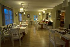 Comedor nuevo Casa Fofi #restaurantes #liebana