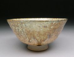 Summer Matcha Chawan Teabowl Tea Ceremony Glazed with by shyrabbit, $85.00