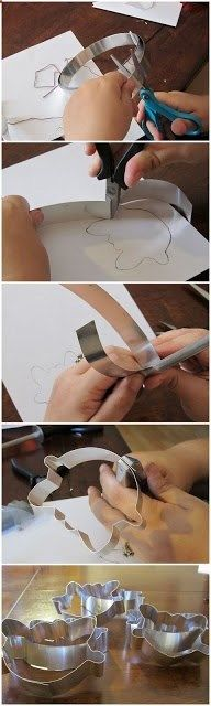 DIY Cookie Cutter Tutorial ~ Awesome
