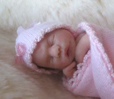 *POLYMER CLAY ~ Portrait Sculpt Bundle Baby by Lovinclaydolls, via Flickr