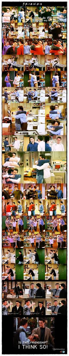 #Joey & #Chandler - the #BraceletBuddies - All the hugs