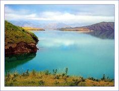 lake taleghan, iran