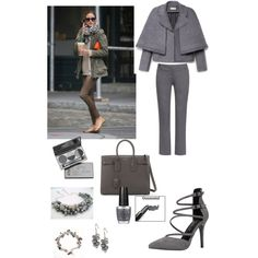 A fashion look from October 2014 featuring Tory Burch jackets, Tory Burch pants and ALDO pumps. Browse and shop related looks.