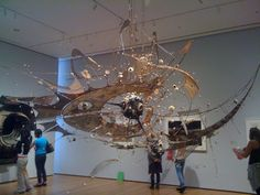 lee bontecou at moma