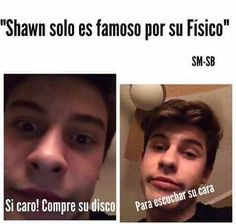 Shwan Mendes, Mendes Army, Shawn Mendes Memes, Old Memes, Funny Memes, Famous Memes, Photo Recreation, Dont Love Me, Kids Choice Award