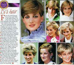 Diana's Hair