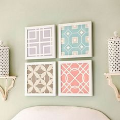 Hot home decor trend for the new year – Geometrics