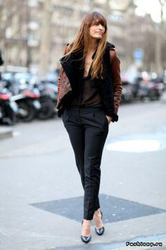 √ style